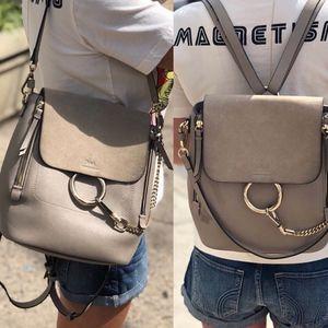 Chloe Faye Backpack Shoulder bag (large)